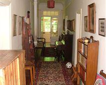 Farmhouse passage