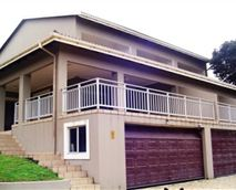 Two and Three-bedroom Duplexes © Channel Rocks