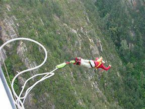 Adrenaline plunge