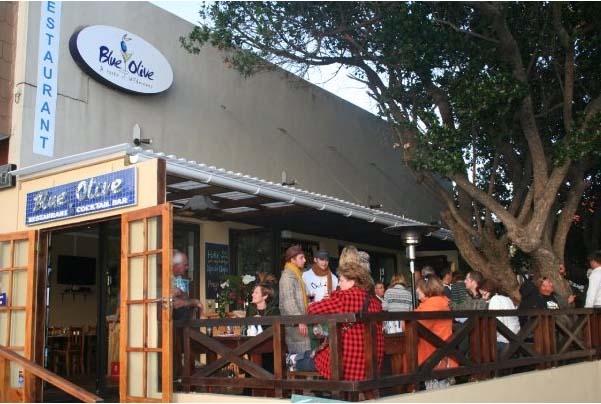 Blue Olive Restaurant