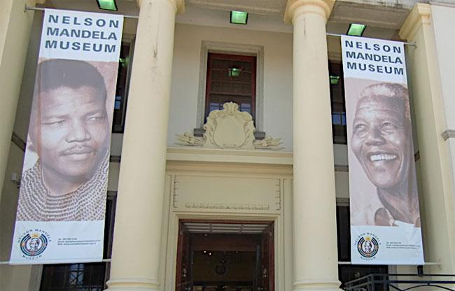 Image result for nelson mandela museum images
