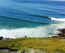 Excellent surfing.