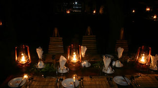 Restaurants in Thornybush Game Reserve