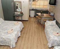 Standard 4-bed Chalet
