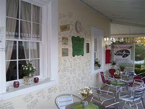 The Verandah Coffee Shop