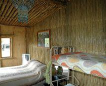 Serval hut main bedroom