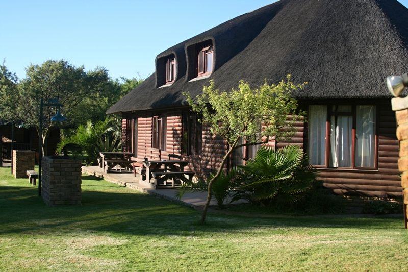 The Lapa Log Cabins