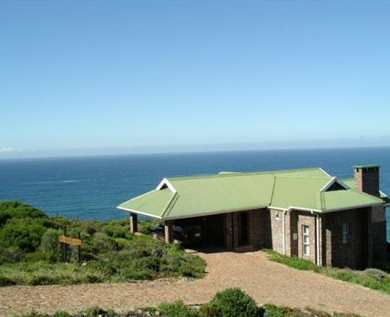 Luxurious self-catering chalet located in the private resort.