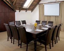Full day, half day and 24-hour conference packages are available.