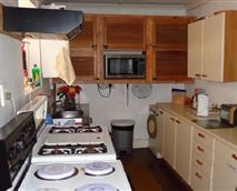 Fully Equipped Kitchen in 7 Sleeper Unit.