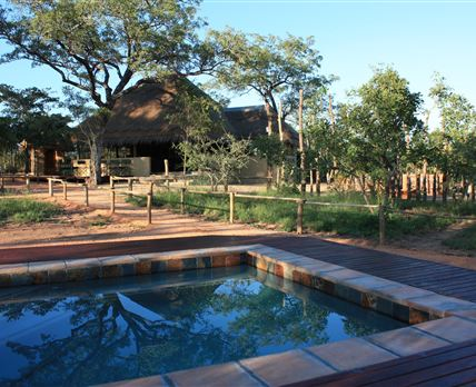 Tydon Safari Camp is situated next to the Shaws Gate of the World renowned Sabi Sands Game reserve.We are only 10 km from the Paul Kruger Gate.