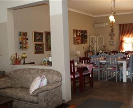 House Yada Breakfast & Lounge Area  © Alet Scholtz