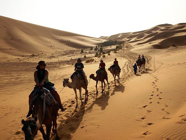 Morocco Accommodation