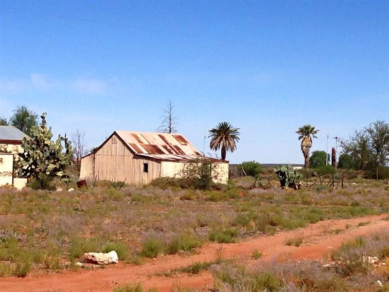 Putsonderwater, Northern Cape