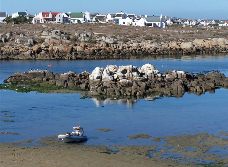 Jacobs Bay beach