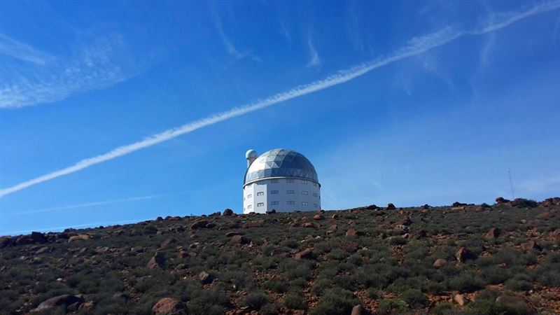 SALT Observatory in Sutherland