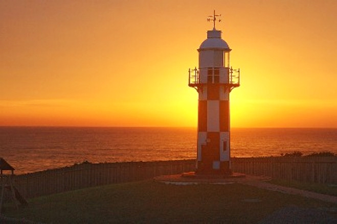 Port Shepstone lighthouse