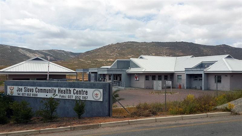 New Clinic in Garies