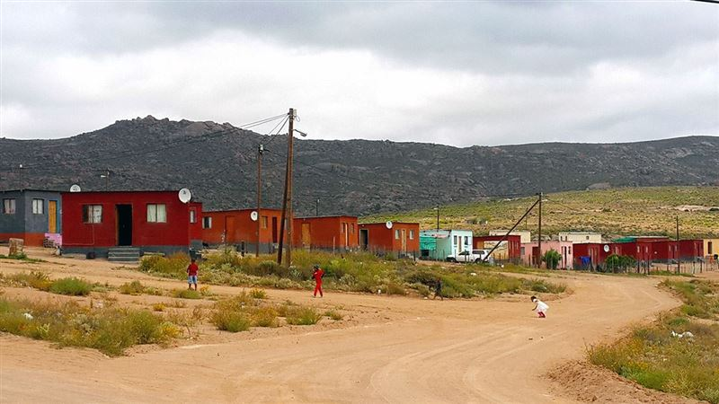 New Madiba Houses in Garies