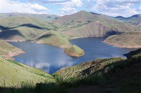 Katse Dam Accommodation