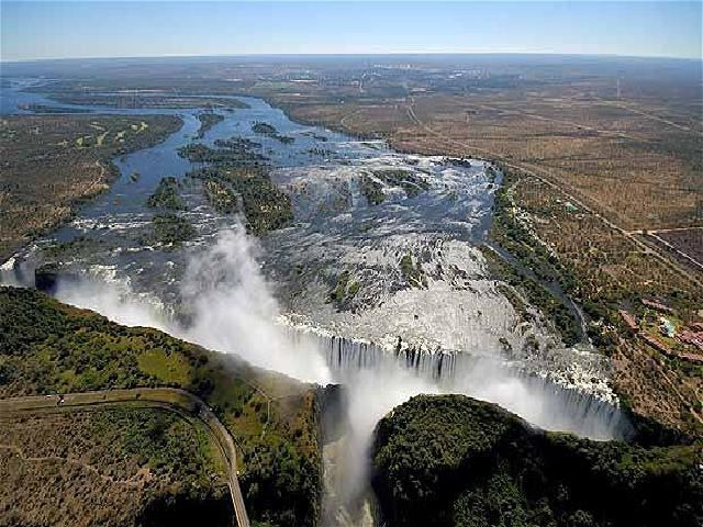 Victoria Falls National Park Accommodation