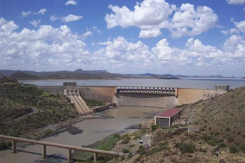 Gariep Dam Model.PageTitle