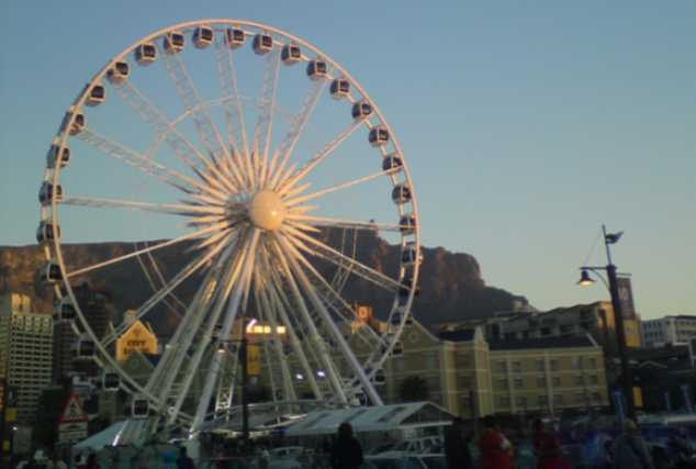 Cape Wheel, V&A Waterfront