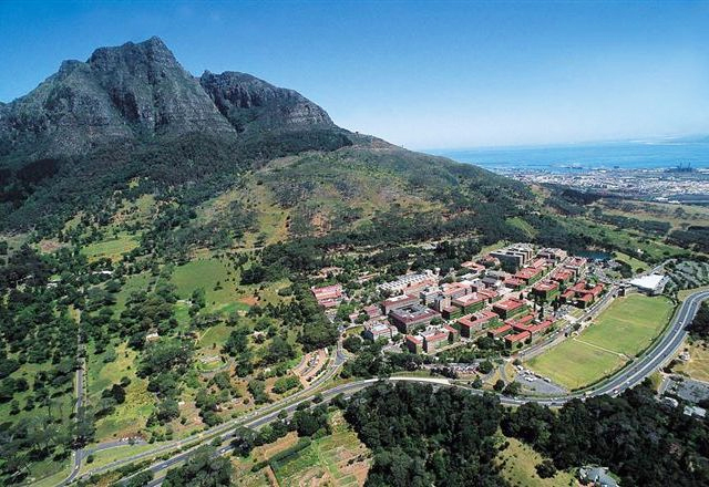 University of Cape Town, Rondebosch
