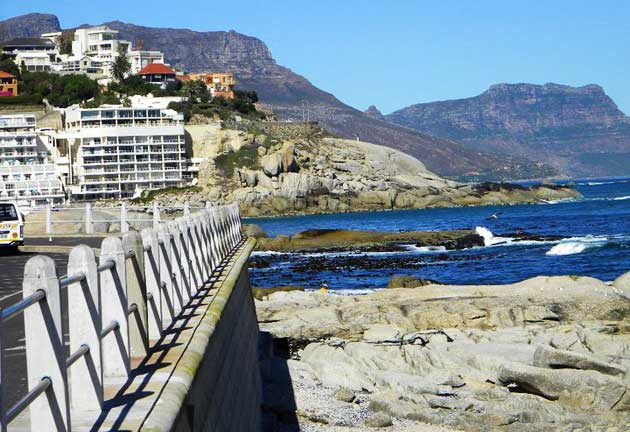 Atlantic Seaboard South Accommodation