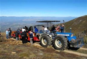 Breede River Valley Accommodation