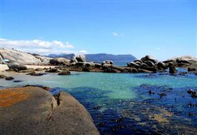 False Bay Accommodation