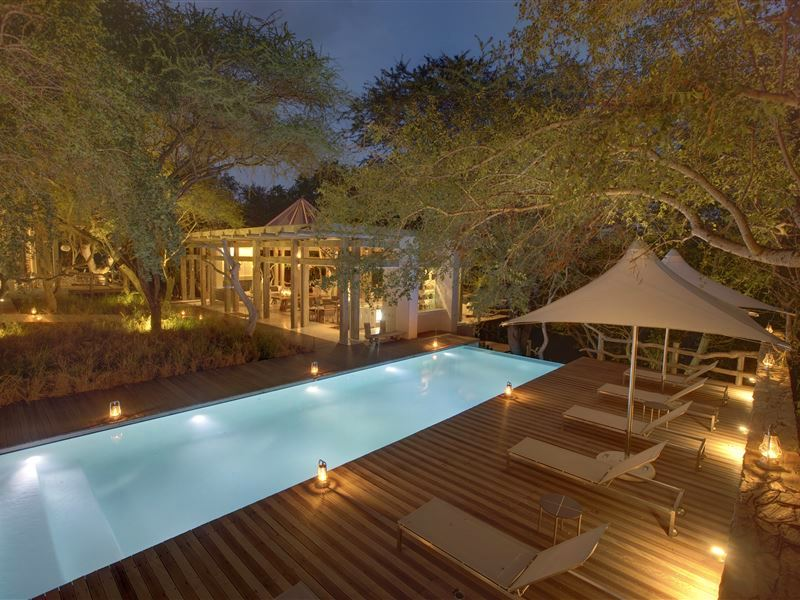 Kapama Reserve Accommodation