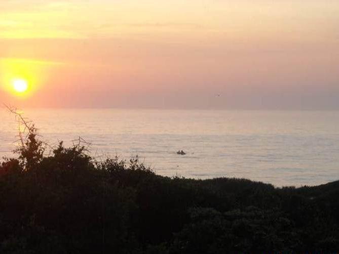 Macaneta sunset