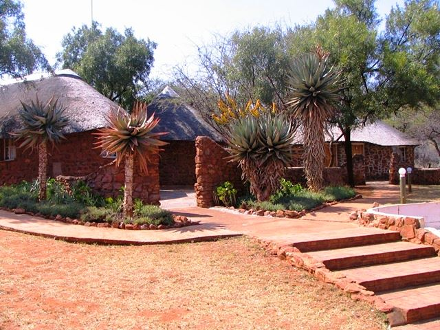 Brakkloof Accommodation