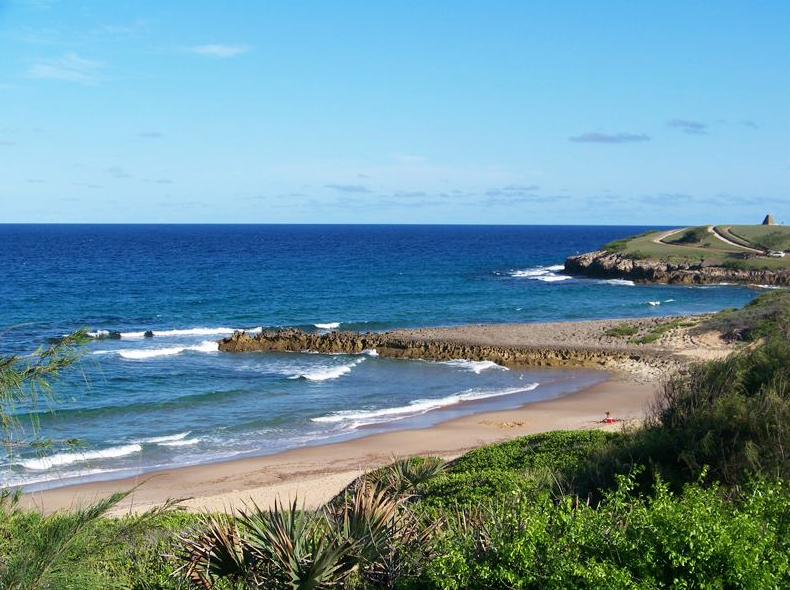 Tofinho Beach
