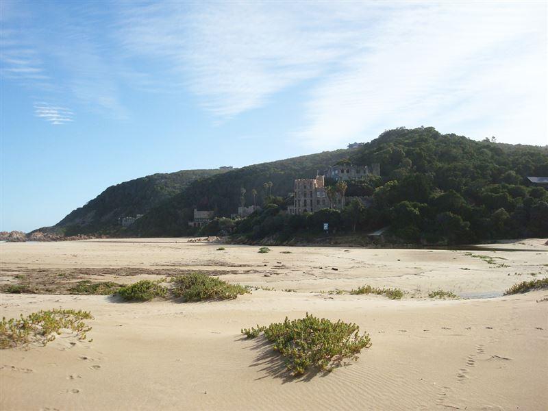 Noetzie Beach