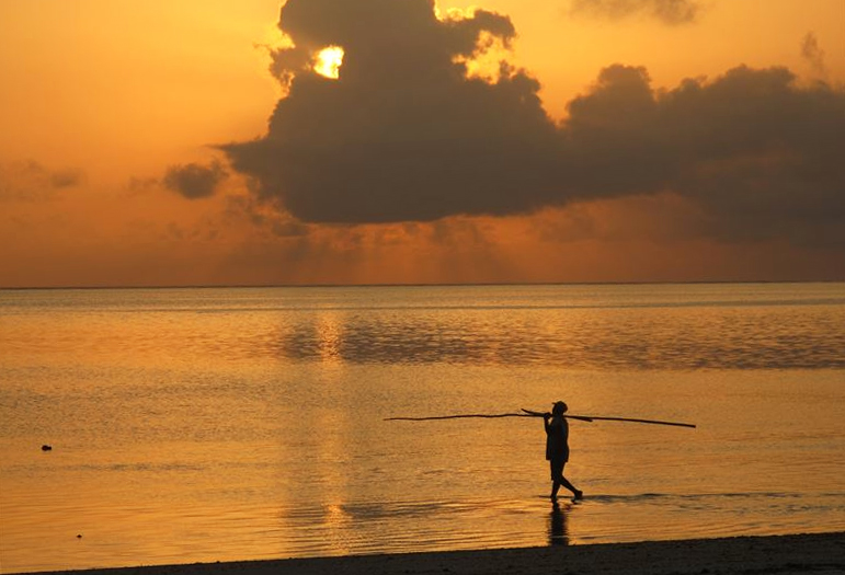 Jambiani sunset