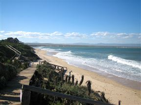 Central Jeffreys Bay