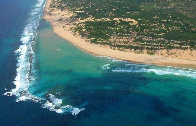 Paindane Beach, Mozambique