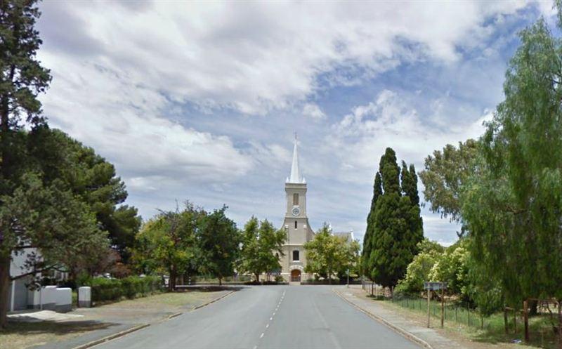 Kerk Street in Murraysburg