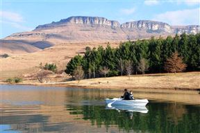 Kamberg Nature Reserve Accommodation