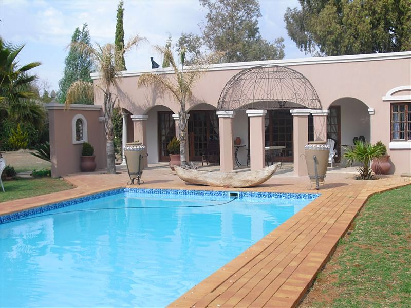 Spitskop Accommodation