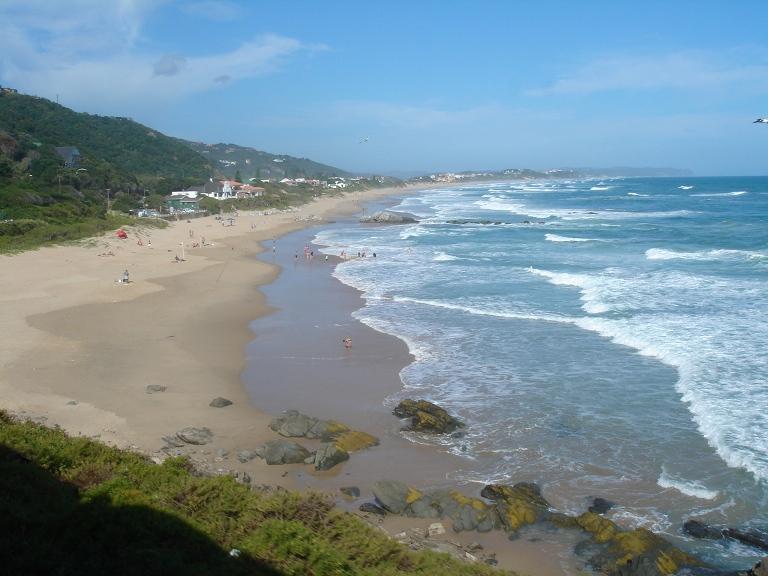 Beach near Heatherlands