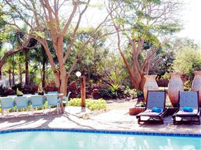 Mahlatikop Accommodation