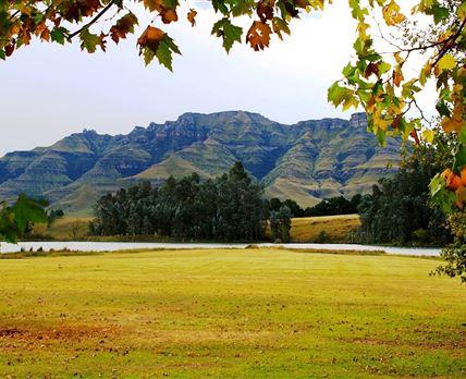 Haycroft Lodge view
