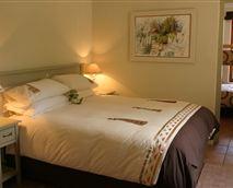 Nguni Cottage bedroom