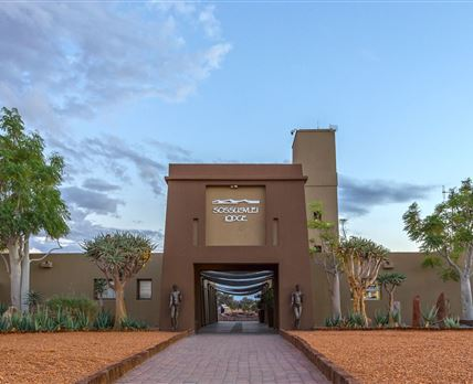 Welcome to Sossusvlei Lodge © Taleni Africa