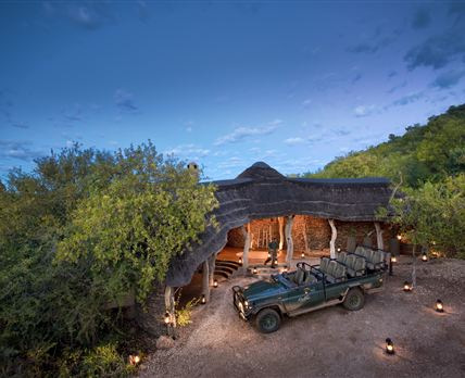 Your rate includes 2 daily game drives