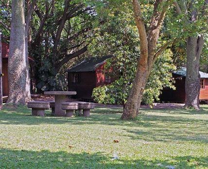 Sleeper Cabins Garden