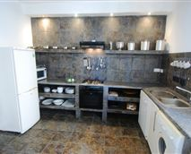 Kitchen © Brigitte Robert-Parker Villa Ayr Inc